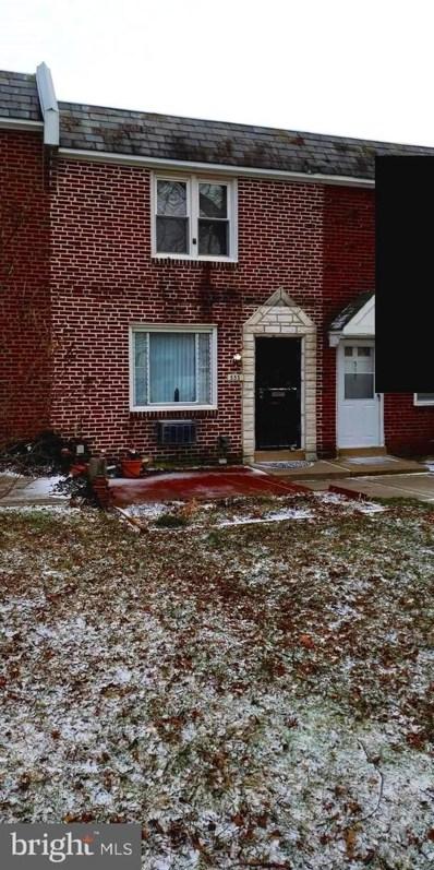 555 S 2ND Street, Darby, PA 19023 - MLS#: PADE395196