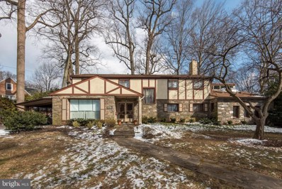 1001 Hunters Lane, Wynnewood, PA 19096 - MLS#: PADE437346