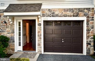 1404 Brayden Drive, Boothwyn, PA 19061 - MLS#: PADE437782