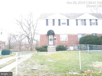802 Felton Avenue, Sharon Hill, PA 19079 - #: PADE438298