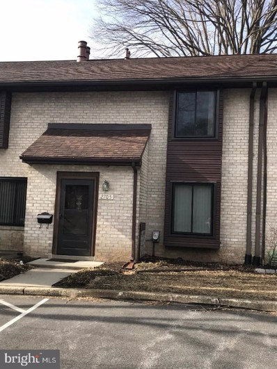 2705 Red Oak Circle UNIT 2705C, Springfield, PA 19064 - #: PADE438990