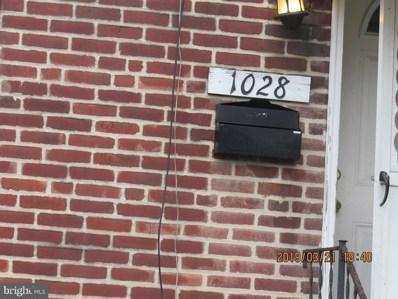 1028 Toll, Eddystone, PA 19022 - MLS#: PADE468302