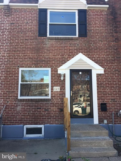 840 Delview Drive, Folcroft, PA 19032 - MLS#: PADE472048