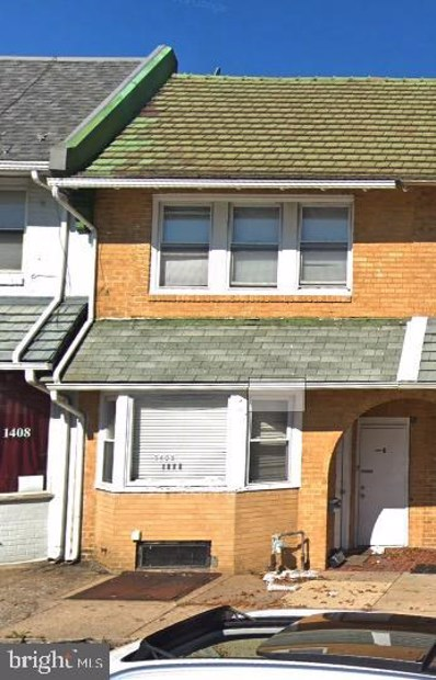 1406 Bywood Avenue, Upper Darby, PA 19082 - #: PADE487760