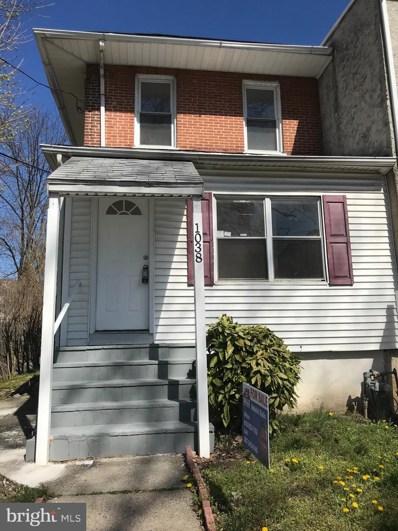 1038 Elmwood Avenue, Sharon Hill, PA 19079 - #: PADE488050
