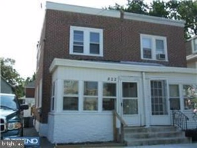 822 Broad Street, Darby, PA 19023 - #: PADE488572
