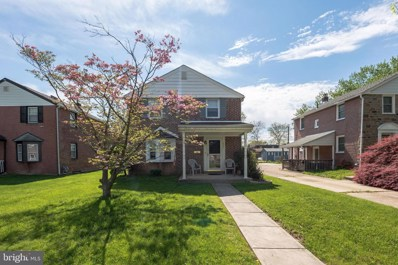 606 Glenfield Avenue, Glenolden, PA 19036 - #: PADE489232