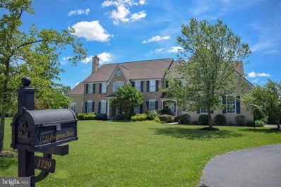 1129 Hedgerow Drive, Garnet Valley, PA 19061 - #: PADE490432