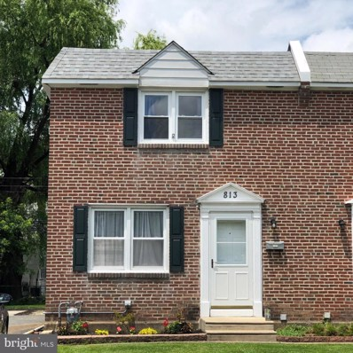 813 Colwell Road, Swarthmore, PA 19081 - MLS#: PADE494292