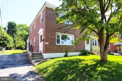 323 Holland Street, Crum Lynne, PA 19022 - #: PADE496320