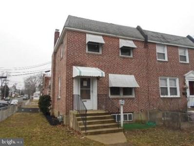 100 Rhodes Avenue, Collingdale, PA 19023 - MLS#: PADE497132
