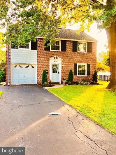 736 Buttonwood Drive, Springfield, PA 19064 - #: PADE498836