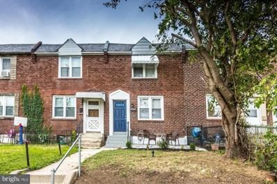 1320 Wycombe Avenue, Darby, PA 19023 - #: PADE499488