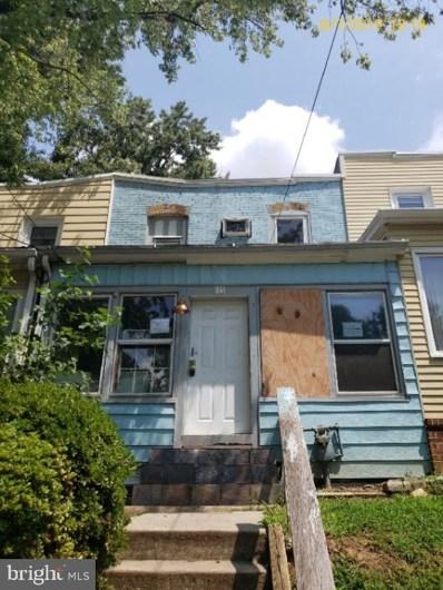 413 Felton Avenue, Darby, PA 19023 - #: PADE499938