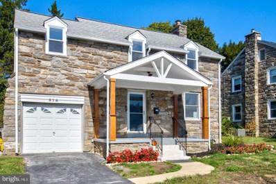 318 Wyndmoor Road, Springfield, PA 19064 - #: PADE500998
