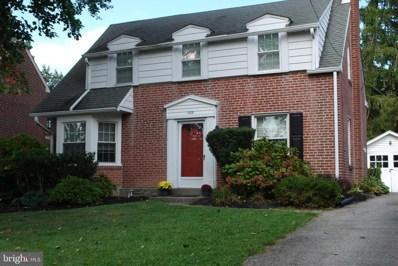 122 Wyndmoor Road, Springfield, PA 19064 - #: PADE501552