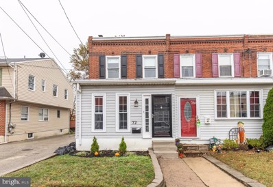 72 N Sycamore Avenue, Clifton Heights, PA 19018 - MLS#: PADE503746