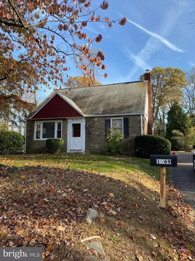 1569 County Line Road, Bryn Mawr, PA 19010 - #: PADE505196