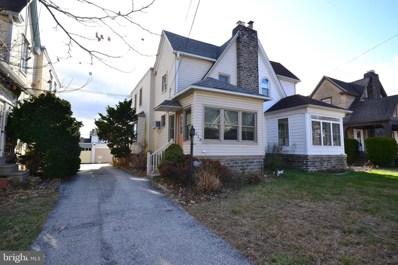 218 W Plumstead Avenue, Lansdowne, PA 19050 - MLS#: PADE505548