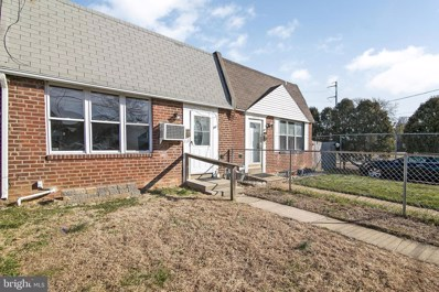 1573 Yates Avenue, Marcus Hook, PA 19061 - #: PADE506940