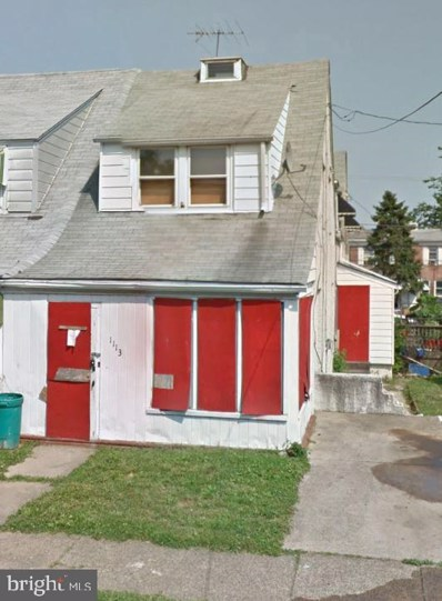 1113 White Street, Chester, PA 19013 - #: PADE507232