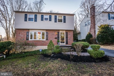 1305 Bon Air Terrace, Havertown, PA 19083 - #: PADE507256