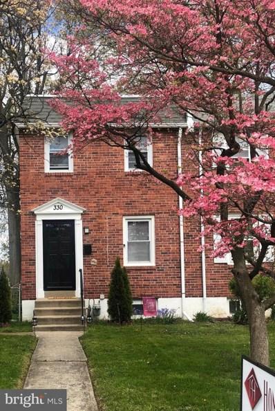 330 Amosland Road, Holmes, PA 19043 - #: PADE508894