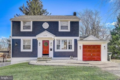 579 Rutherford Drive, Springfield, PA 19064 - #: PADE509078