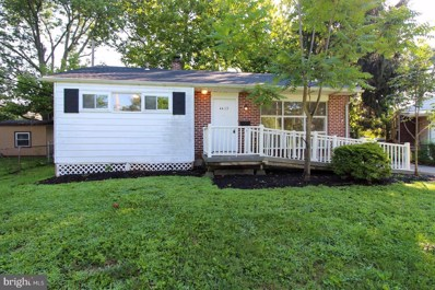 4413 W West Chester Drive, Aston, PA 19014 - #: PADE515970