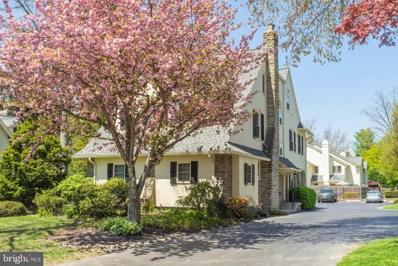 118 Montrose Avenue UNIT C, Bryn Mawr, PA 19010 - #: PADE517392