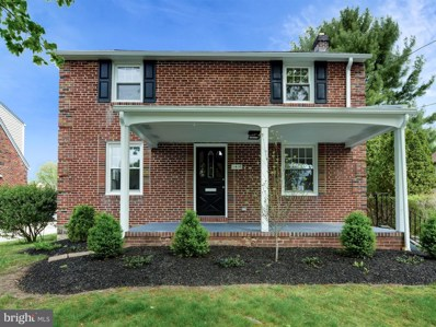 1416 Dorchester Road, Havertown, PA 19083 - #: PADE517608