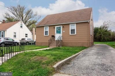 829 Lawnton Terrace, Glenolden, PA 19036 - #: PADE517970