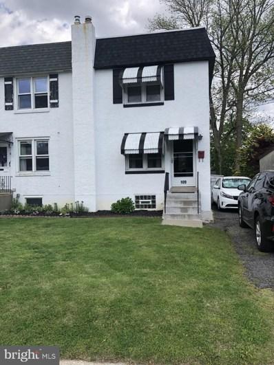 109 W Ridley Avenue, Norwood, PA 19074 - #: PADE518126