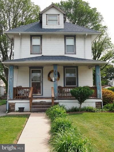 111 W Ashland Avenue, Glenolden, PA 19036 - #: PADE519654