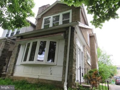 220 Ballymore Road, Springfield, PA 19064 - #: PADE520704