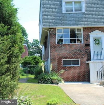 719 Dean Street, Ridley Park, PA 19078 - MLS#: PADE521278