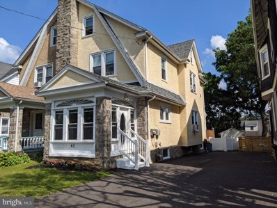 45 W Turnbull Avenue, Havertown, PA 19083 - #: PADE521284