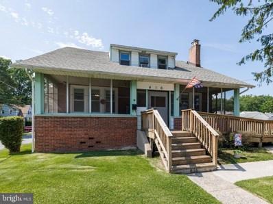 416 S Elmwood Avenue, Glenolden, PA 19036 - #: PADE521330