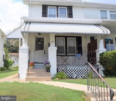 715 Central Avenue, Primos, PA 19018 - MLS#: PADE521528