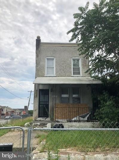 1503 Concord Avenue, Chester, PA 19013 - MLS#: PADE521612