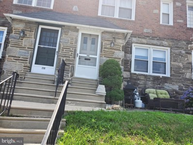 232 W Bayberry Avenue, Upper Darby, PA 19082 - MLS#: PADE523086