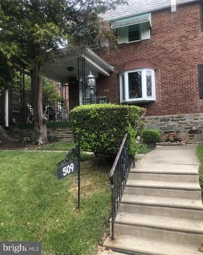 509 Bonsall Avenue, Lansdowne, PA 19050 - #: PADE523126