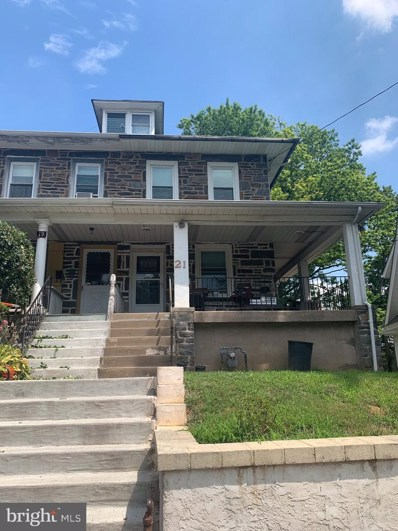 21 S Fairview Avenue, Upper Darby, PA 19082 - MLS#: PADE523216