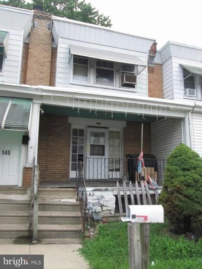 143 Wayne Avenue, Darby, PA 19023 - #: PADE524072