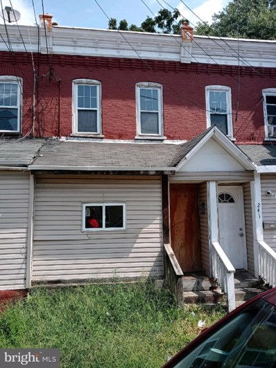 243 Hayes Street, Chester, PA 19013 - MLS#: PADE526134