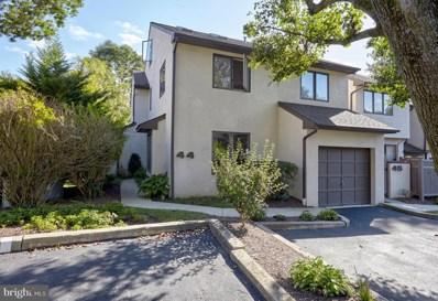 138 Montrose Avenue UNIT 44, Bryn Mawr, PA 19010 - #: PADE527016