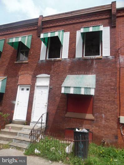 1017 Upland Street, Chester, PA 19013 - #: PADE527640