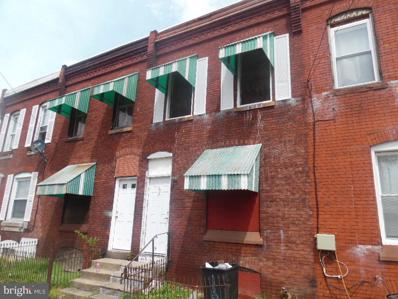 1019 Upland Street, Chester, PA 19013 - #: PADE527646