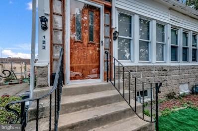 123 Roberta Avenue, Darby, PA 19023 - #: PADE529118