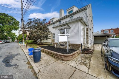 417 Winfield Avenue, Upper Darby, PA 19082 - #: PADE529156